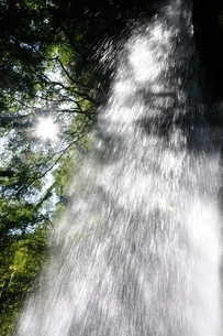 牧馬大滝の写真素材 [FYI02995592]