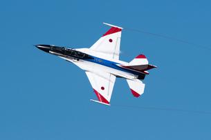 F-2戦闘機 ベイパーの写真素材 [FYI02995630]