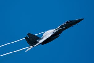F-15戦闘機 ベイパーの写真素材 [FYI02995633]