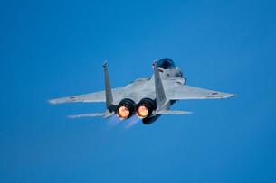 F-15戦闘機 ハイレートの写真素材 [FYI02995635]