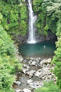 清水市の大棚の滝の写真素材 [FYI02995733]