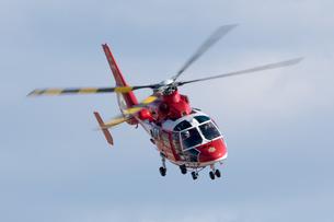消防ヘリコプターの写真素材 [FYI02995886]