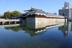 広島城の写真素材 [FYI02995887]