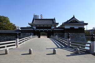 広島城の写真素材 [FYI02995888]