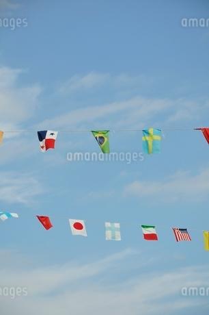 万国旗の写真素材 [FYI02996231]