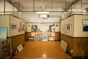 今治ラヂウム温泉 大正8年(1919年)創業建築年 国登録有形文化財(建造物)の写真素材 [FYI02996698]