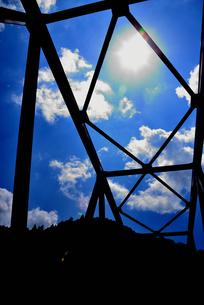 武並橋の写真素材 [FYI02997241]