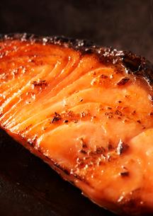 鮭の写真素材 [FYI02997603]