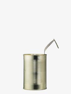 開いた缶詰の写真素材 [FYI02997618]