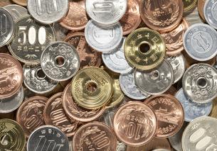コインの集合の写真素材 [FYI02997657]