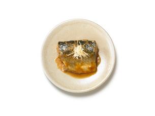 さばの味噌煮の写真素材 [FYI02998130]