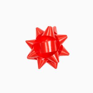 赤いリボンの写真素材 [FYI02998164]