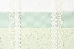 重なり合った布の写真素材 [FYI02998189]