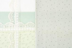 重なり合った布の写真素材 [FYI02998190]