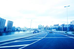 高速道路 の写真素材 [FYI02998778]