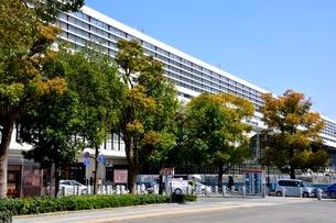 JR姫路駅南広場の写真素材 [FYI02998928]
