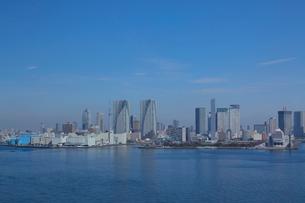 東京の高層ビル群の写真素材 [FYI03000678]