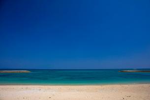美しいあざまサンサンビーチの写真素材 [FYI03003648]