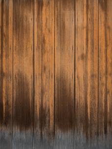 古い板壁の写真素材 [FYI03003724]