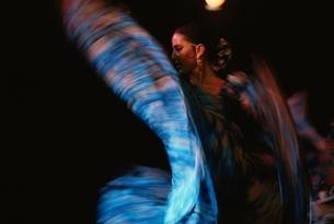 ダンサー   スペインの写真素材 [FYI03004246]