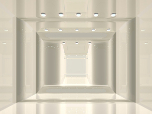 アブストラクト CGのイラスト素材 [FYI03004522]