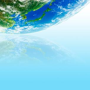 地球イメージのイラスト素材 [FYI03004591]