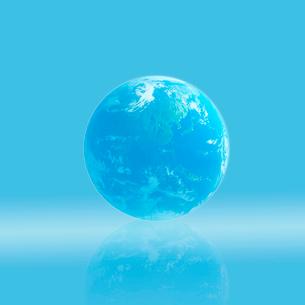地球イメージのイラスト素材 [FYI03004609]