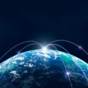 地球イメージのイラスト素材 [FYI03004628]
