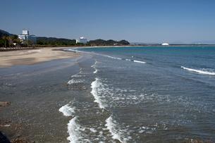 青島ビーチの写真素材 [FYI03004662]