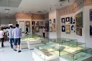 魯迅記念館内の展示物の写真素材 [FYI03004768]