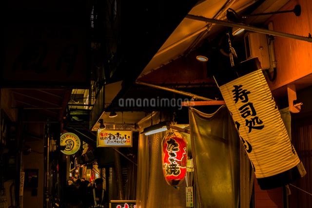 天神橋筋商店街の写真素材 [FYI03004881]