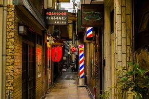 天神橋筋商店街の写真素材 [FYI03004886]
