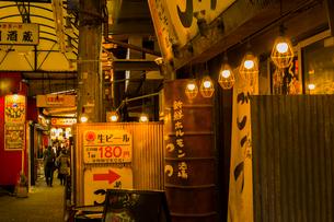 天神橋筋商店街の写真素材 [FYI03004893]