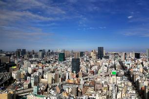 日本橋からの東京展望の写真素材 [FYI03005134]