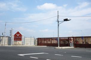 米軍横田基地の写真素材 [FYI03005179]