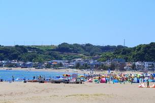 夏の三浦海岸の写真素材 [FYI03005247]