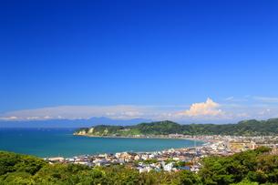 夏の湘南海岸の写真素材 [FYI03005257]