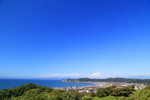 夏の湘南海岸の写真素材 [FYI03005258]