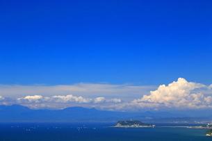 夏の江の島の写真素材 [FYI03005262]