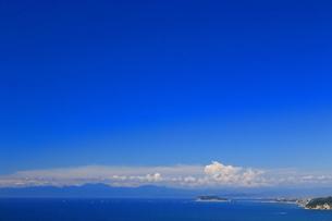 夏の江の島の写真素材 [FYI03005275]