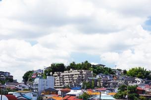 横浜市の住宅街の写真素材 [FYI03005276]
