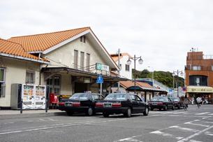 JR大磯駅の写真素材 [FYI03005618]