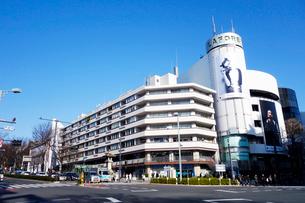 東京都 神宮前交差点の写真素材 [FYI03005734]