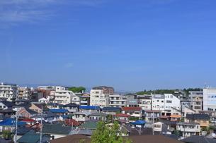 神奈川県 横浜市の住宅街の写真素材 [FYI03005798]