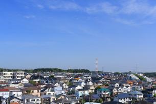 神奈川県 横浜市の住宅街の写真素材 [FYI03005804]