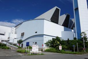 横浜市ゴミ焼却場の写真素材 [FYI03005830]