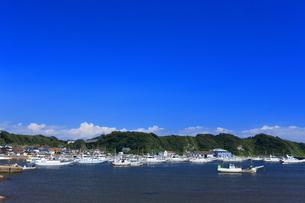 神奈川県 間口漁港の写真素材 [FYI03005974]