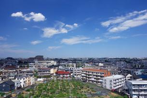 神奈川県 川崎市の住宅街の写真素材 [FYI03005992]