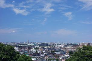 神奈川県 川崎市の住宅街の写真素材 [FYI03005995]