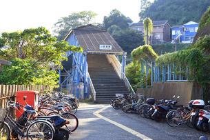 JR田浦駅の写真素材 [FYI03006064]